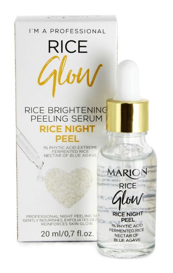 Marion Cosmetics Rice Brightening Peeling Serum
