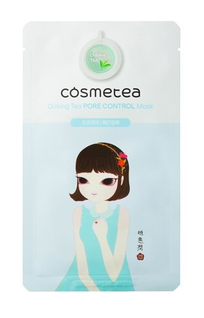 Cosmetea Oolong Pore Control Mask