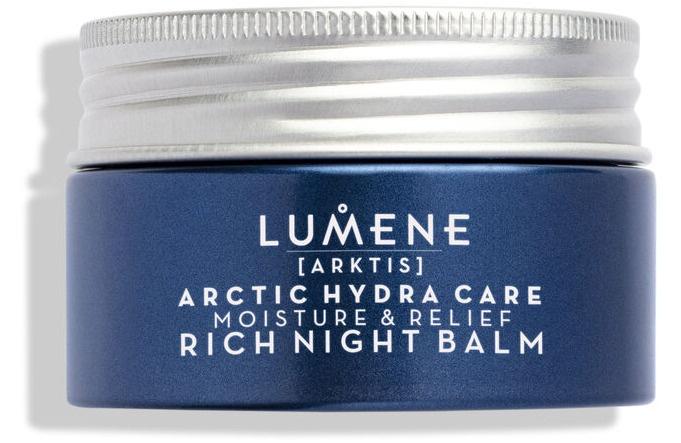 Lumene Arctic Hydra Care Moisture & Relief Rich Night Balm