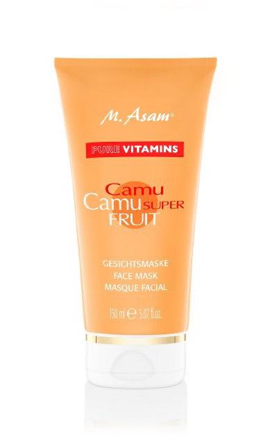M. Asam Pure Vitamins Camu Camu Superfruit Gesichtsmaske