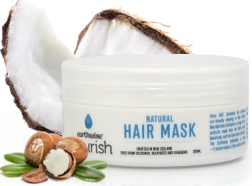 Earthwise Beauty Nourish Natural Hair Mask