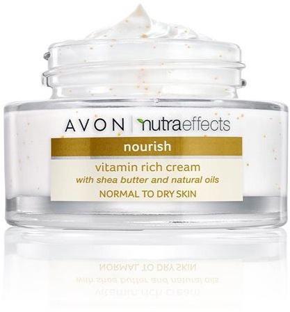 Avon Nutra Effects Nourish Vitamin Rich Cream