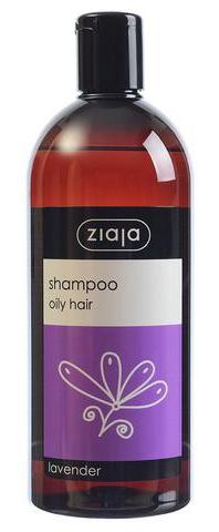 Ziaja Lavender Shampoo For Oily Hair