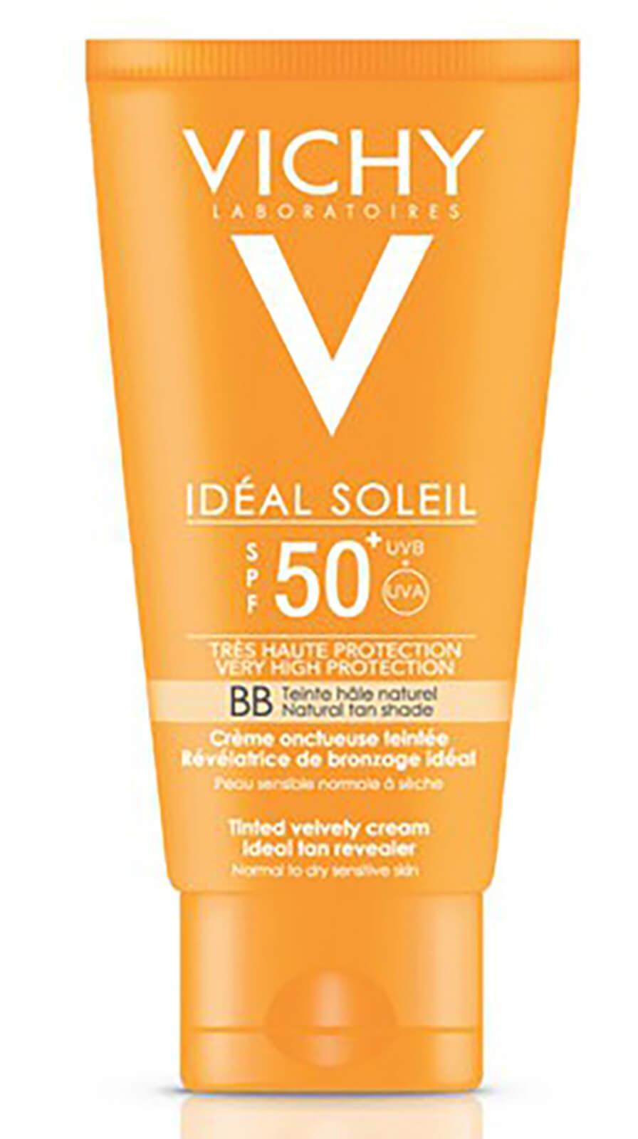 Vichy Idéal Soleil BB Tinted Velvety Cream SPF 50