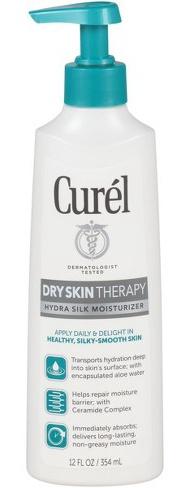 Curél Dry Skin Therapy Hydra Silk Moisturizer