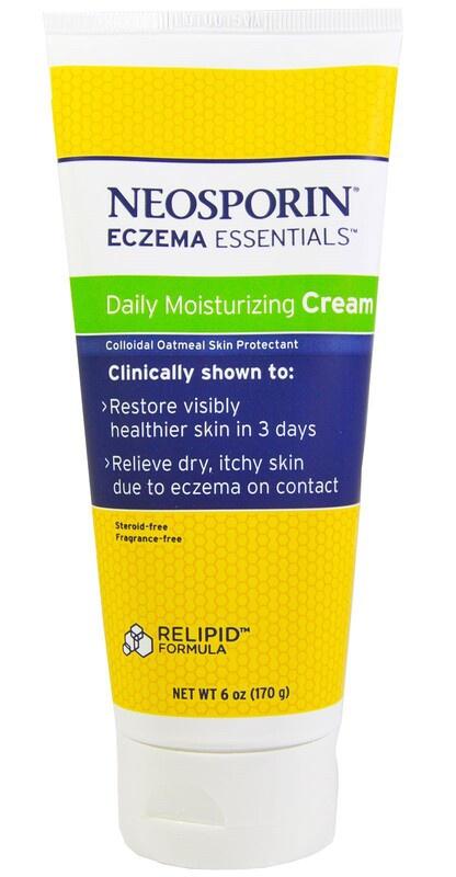 Neosporin Eczema Essentials Daily Moisturizing Cream