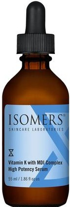 ISOMERS Skincare Vitamin K With Mdi Complex - High Potency Serum