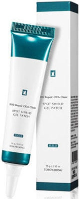 Tosowoong Sos Repair Cica Clinic Spot Shield Gel Patch