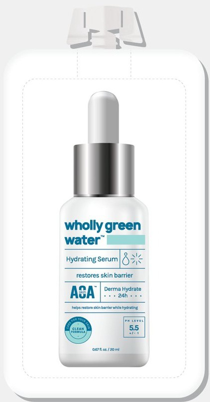 AOA Skin Wholly Green Water Serum