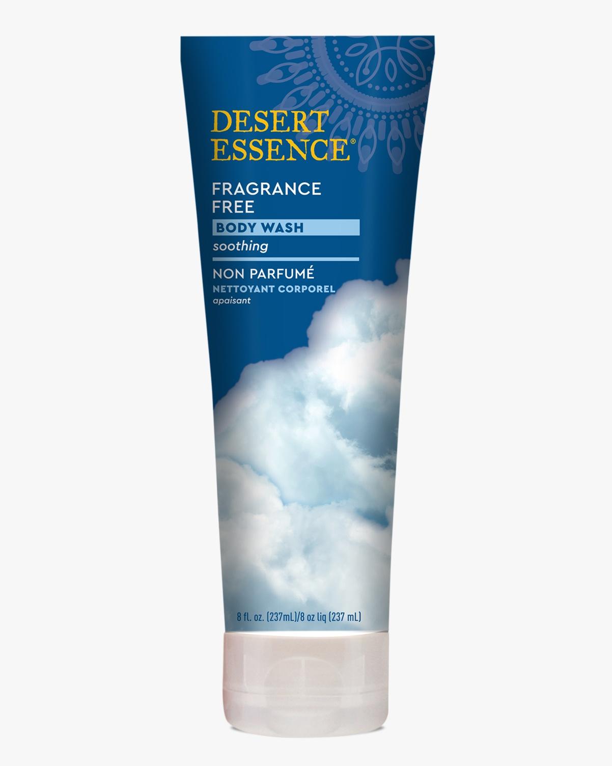 Desert Essence Fragrance-Free Body Wash
