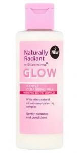 Superdrug Naturally Radiant Glow Cleansing Milk