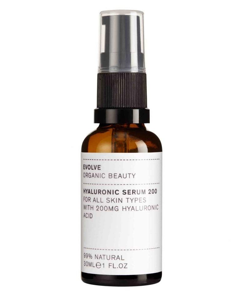 Evolve Organic Beauty Hyaluronic Serum For Normal To Dry Skin 200