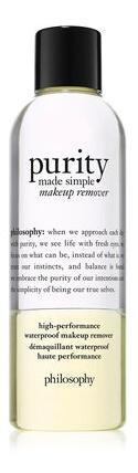 Philosophy Purity Made Simple Waterproof Makeup Remover