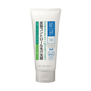 Hada Labo Deep Clean & Pore Refining Face Wash