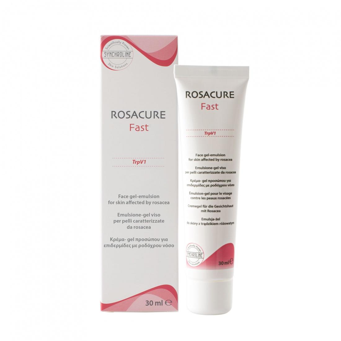 Synchroline Rosacure Fast Cream/Gel