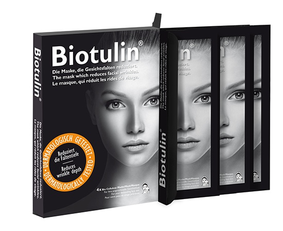 Biotulin Bio Cellulose Face Mask