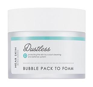 Missha Near Skin Dustless Bubble Pack To Foam
