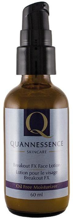 Quannessence Skincare Breakout Fx Face Lotion