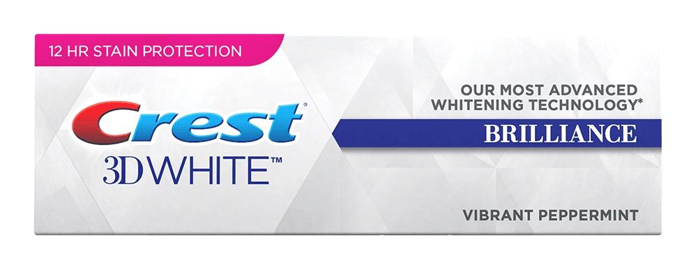 Crest White Brilliance Toothpaste