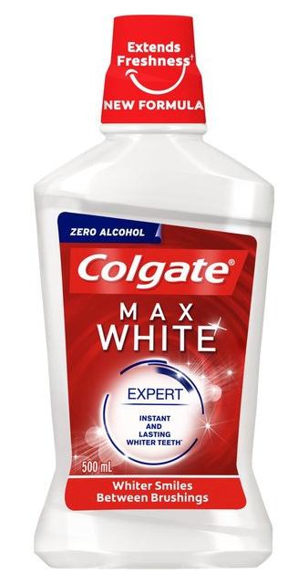 Colgate Max White Expert Mouthwash