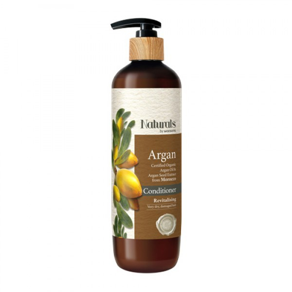 NATURALS BY WATSONS Argan Conditioner