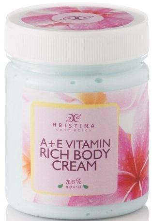Stani Chef's A+E Vitamin Rich Body Cream