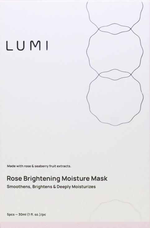 Lumi Rose Brightening Moisture Mask