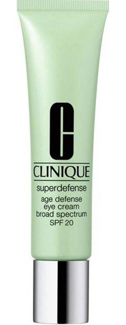 Clinique Superdefense Age Defense Eye Cream Broad Spectrum Spf 20