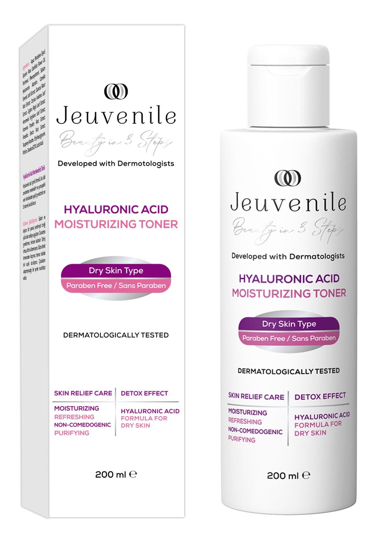 Jeuvenile Hyaluronic Acid Moisturizing Toner