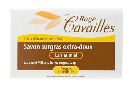 ROGE CAVAILLES Savon Surgras Extra-doux  Lait Et Miel