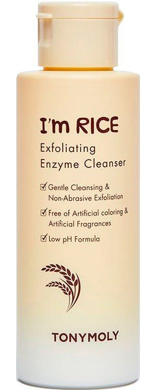 TonyMoly I'm Rice Active Enzyme Exfoliating Cleanser