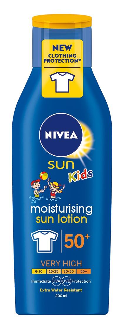 Nivea Kid'S Sun Lotion Spf 50+