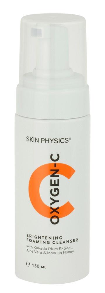 Skin Physics Oxygen-C Brightening Foaming Cleanser