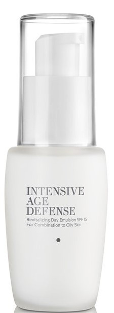 aviance Intensive Age Defense Revitalizing Day Emulsion SPF 15 For Combination To Oily Skin