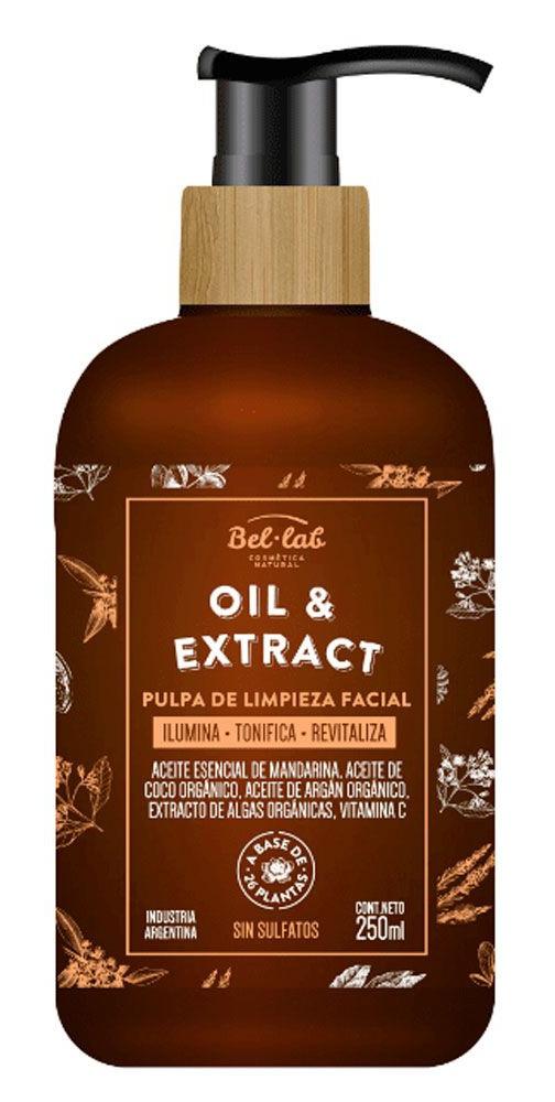 Bel Lab Oil & Extract Pulpa De Limpieza