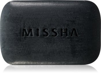 Missha Black Ghassoul Soap