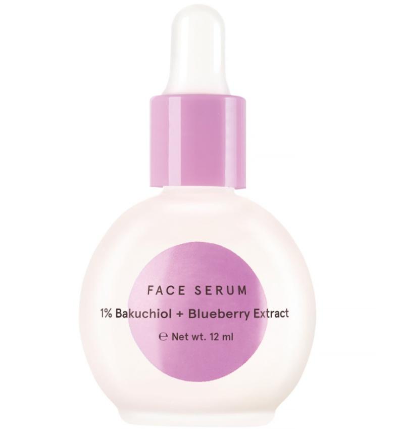 Dear Me Beauty 1% Bakuchiol + Blueberry Extract Face Serum