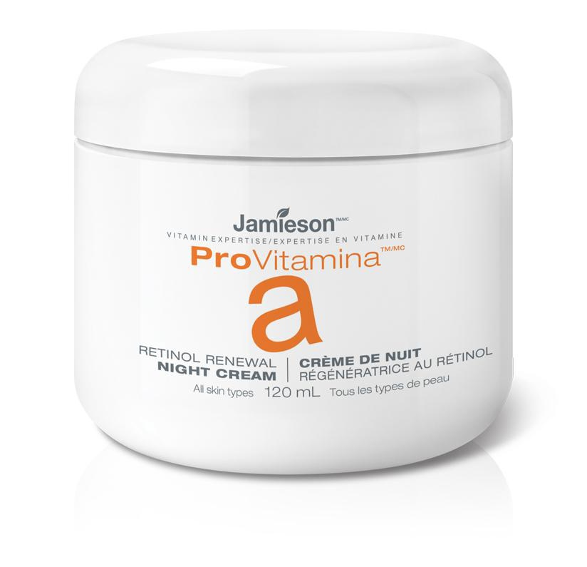 Jamieson Pro Vitamina  Moisturizing A Hydrate Retnol Renewal Night Cream