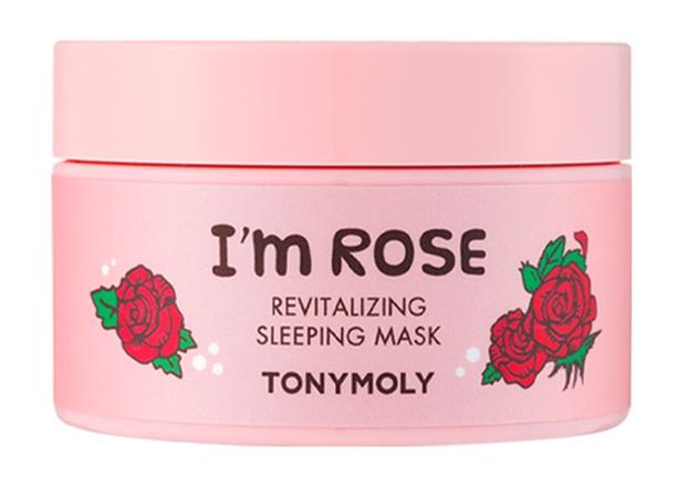 TonyMoly I'M Rose Revitalizing Sleeping Mask