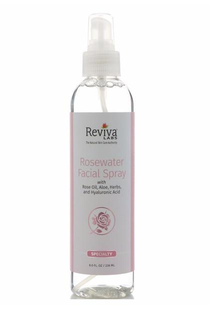 Reviva Labs Rosewater Facial Spray