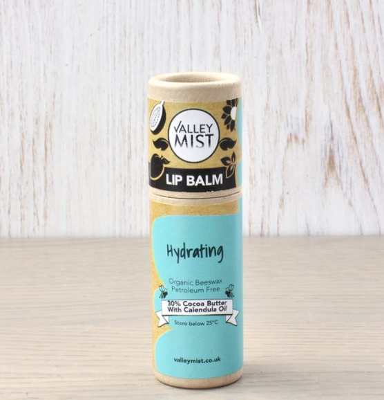 Valley Mist Hydrating Beeswax Lip Balm