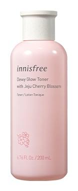 innisfree Dewy Glow Toner With Jeju Cherry Blossom