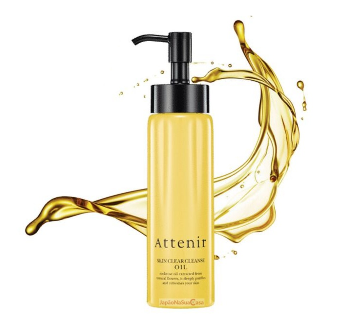 Attenir Skin Clear Cleanse Oil - Fragrance-Free Type