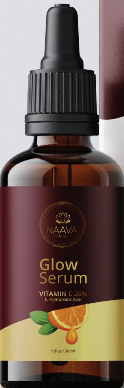 NAAVA Kenya Glow Serum