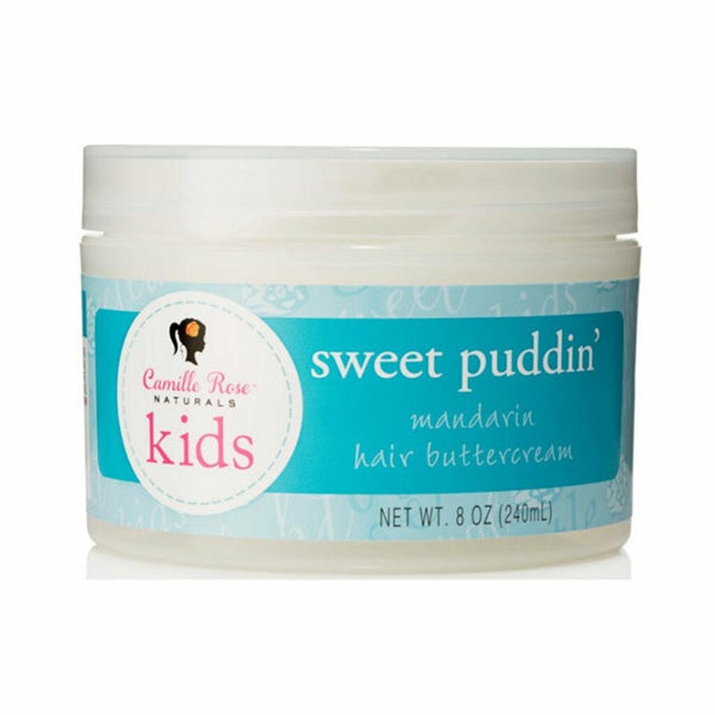 Camille Rose Naturals Sweet Puddin Mandarin Hair Buttercream