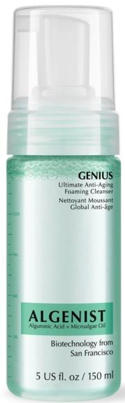 Algenist Genius Ultimate Anti-Aging Foaming Cleanser