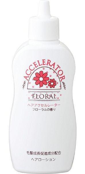 KAMINOMOTO Girl Hair Accelerator Floral