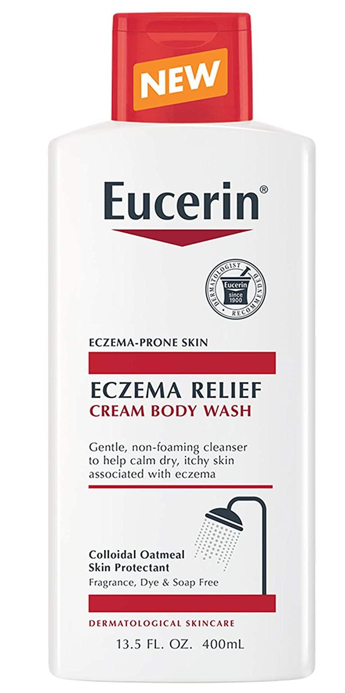 Eucerin Eczema Relief Cream Body Wash