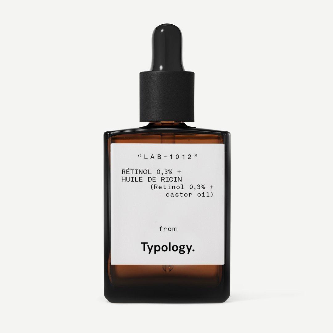 Typology Fine Lines & Wrinkles Serum 0.3% Retinol
