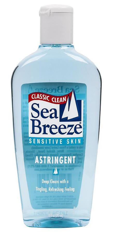 Sea Breeze Sensitive Skin Astringent